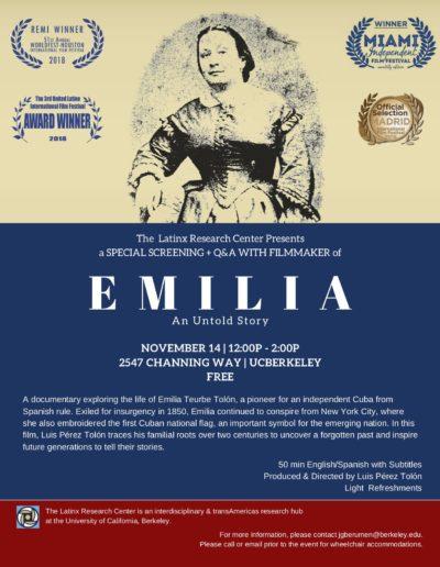 Nov 14 _ Emilia