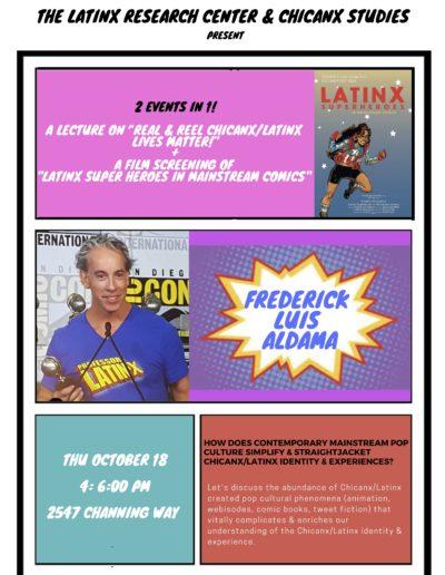 Oct 18 _ Latinx Superheroes