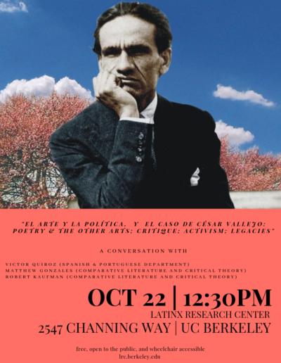 Oct 22 _ Arte y Politica
