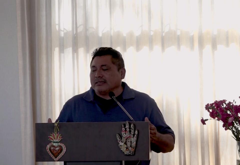 Identidad Y Territorio con Uc Be @ Latinx Research Center