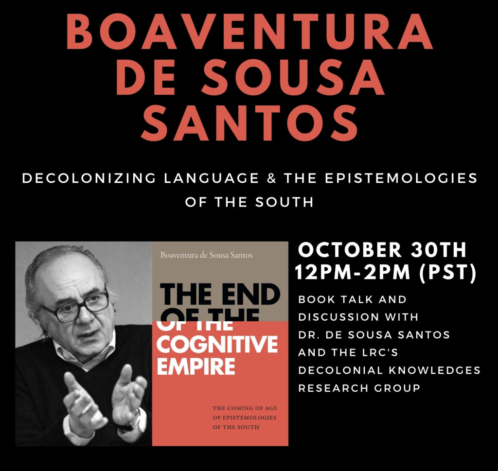 The Latinx research center presents