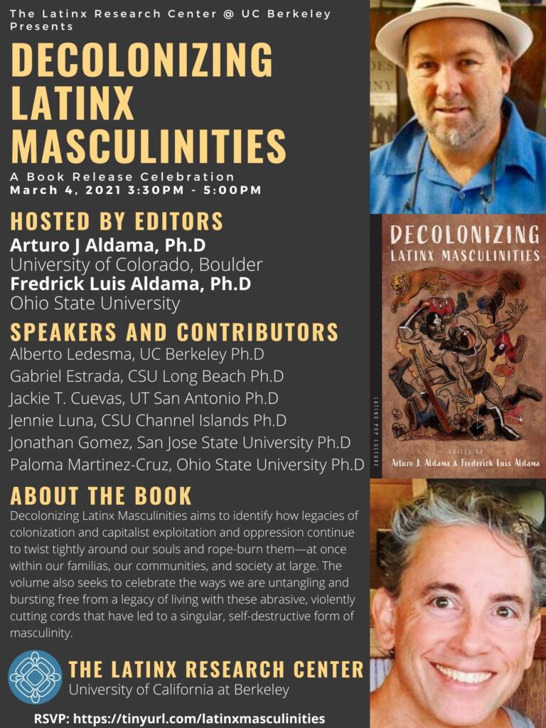 Decolonizing Masculinities